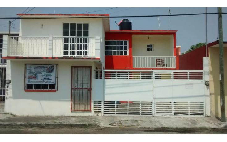 Foto de casa en venta en  , playa linda, veracruz, veracruz de ignacio de la llave, 1934654 No. 01