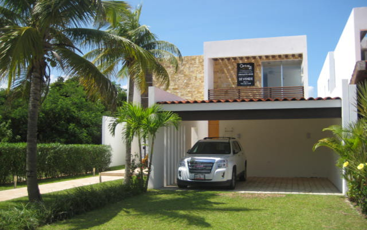 Foto de casa en venta en  , playa magna, solidaridad, quintana roo, 1046099 No. 21