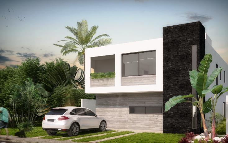 Foto de casa en venta en  , playa magna, solidaridad, quintana roo, 1062683 No. 01