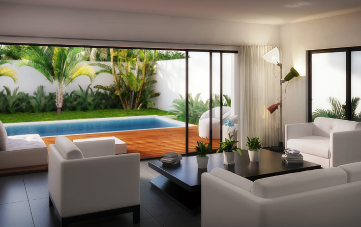 Foto de casa en venta en  , playa magna, solidaridad, quintana roo, 1062683 No. 03