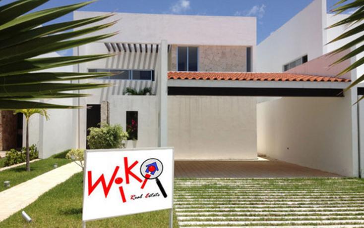 Foto de casa en venta en  , playa magna, solidaridad, quintana roo, 1064635 No. 01