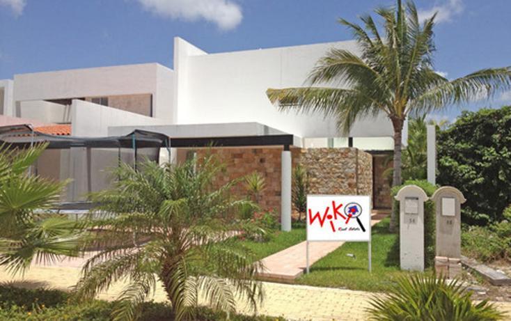 Foto de casa en venta en  , playa magna, solidaridad, quintana roo, 1064637 No. 01