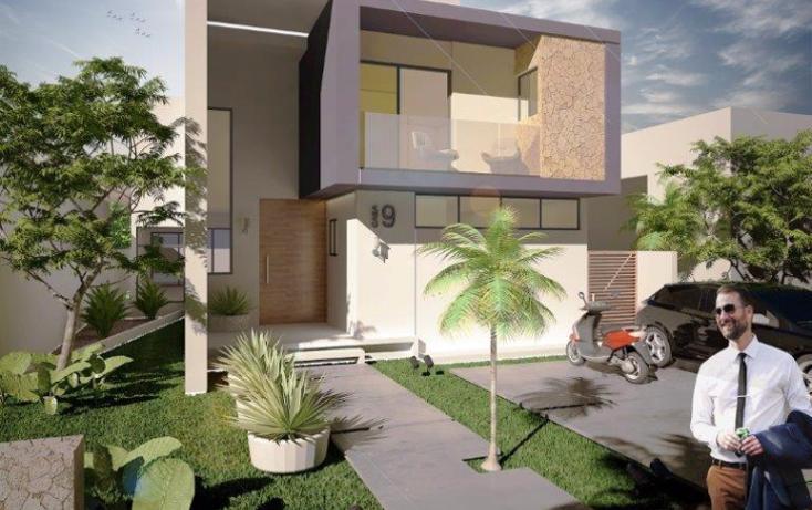 Foto de casa en venta en  , playa magna, solidaridad, quintana roo, 1237931 No. 02