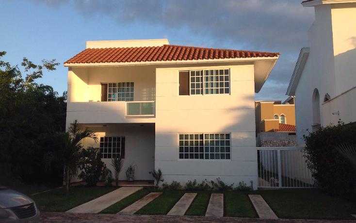 Foto de casa en venta en  , playa magna, solidaridad, quintana roo, 1678882 No. 01