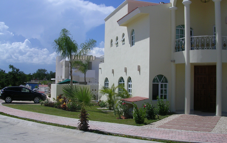 Foto de casa en venta en  , playa magna, solidaridad, quintana roo, 1834604 No. 01