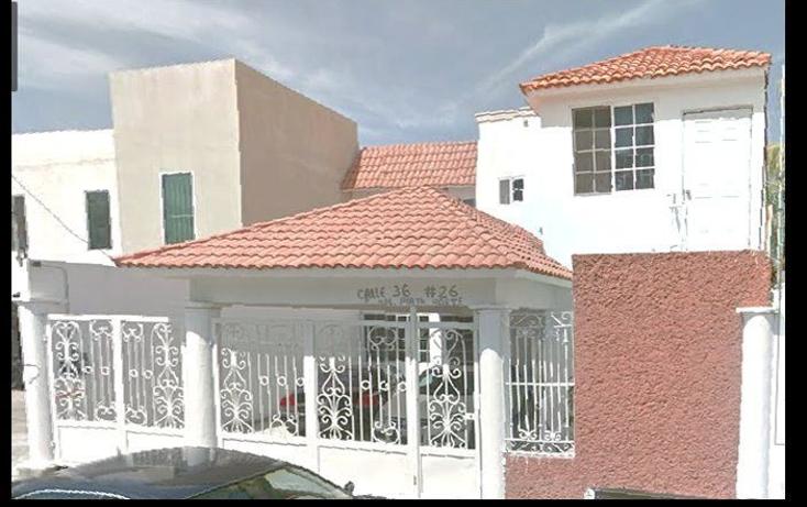 Foto de casa en renta en  , playa norte, carmen, campeche, 1977552 No. 01