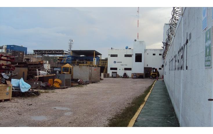 Foto de nave industrial en renta en  , playa norte, carmen, campeche, 2028702 No. 01