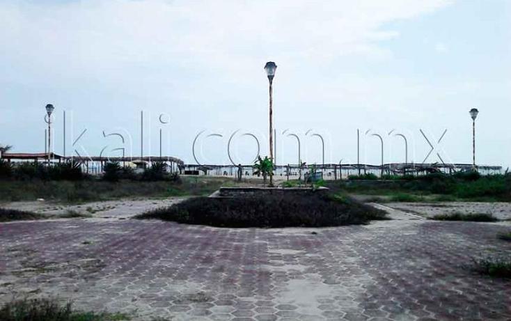 Foto de terreno habitacional en venta en  , playa norte, tuxpan, veracruz de ignacio de la llave, 1238437 No. 02