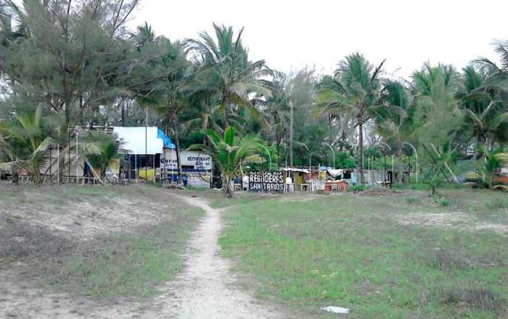 Foto de terreno habitacional en venta en playa norte , playa norte, tuxpan, veracruz de ignacio de la llave, 1238437 No. 03