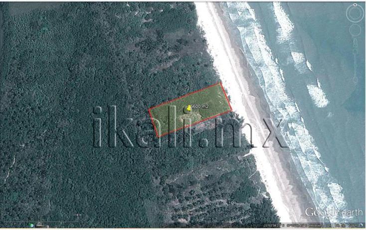 Foto de terreno habitacional en venta en carretera a la termoelectrica , playa norte, tuxpan, veracruz de ignacio de la llave, 2679722 No. 05