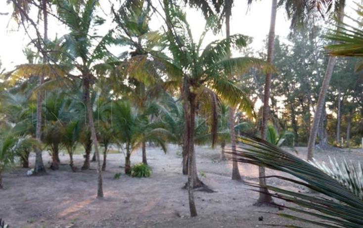 Foto de terreno habitacional en venta en  , playa norte, tuxpan, veracruz de ignacio de la llave, 983419 No. 12