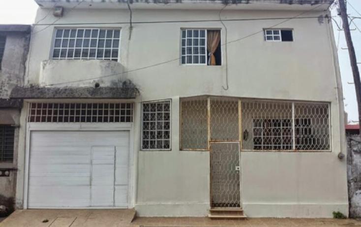 Foto de casa en venta en playa sacrificios 20, astilleros de veracruz, veracruz, veracruz de ignacio de la llave, 1005687 No. 01