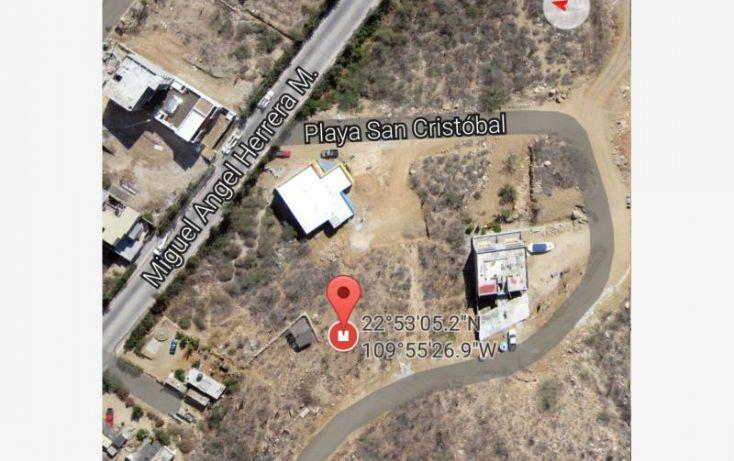 Foto de terreno habitacional en venta en playa san cristóbal, libertad, los cabos, baja california sur, 1622374 no 05