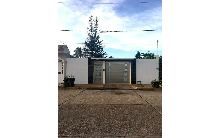 Foto de casa en renta en  , playa sol, coatzacoalcos, veracruz de ignacio de la llave, 1498739 No. 01