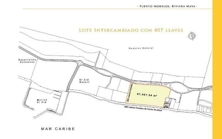 Foto de terreno comercial en venta en  , galaxia del carmen i, solidaridad, quintana roo, 2728210 No. 01
