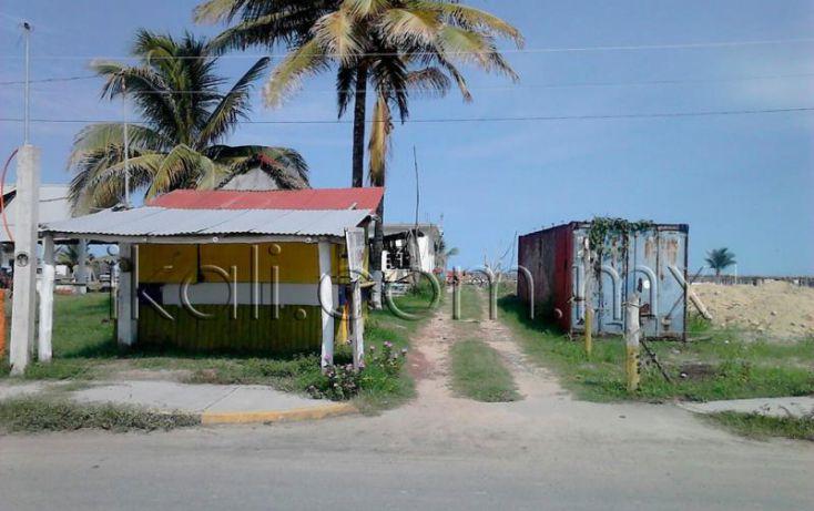 Foto de terreno comercial en venta en playa tupan, playa azul, tuxpan, veracruz, 1543640 no 01