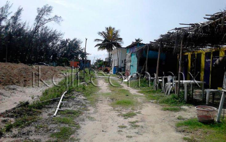 Foto de terreno comercial en venta en playa tupan, playa azul, tuxpan, veracruz, 1543640 no 03