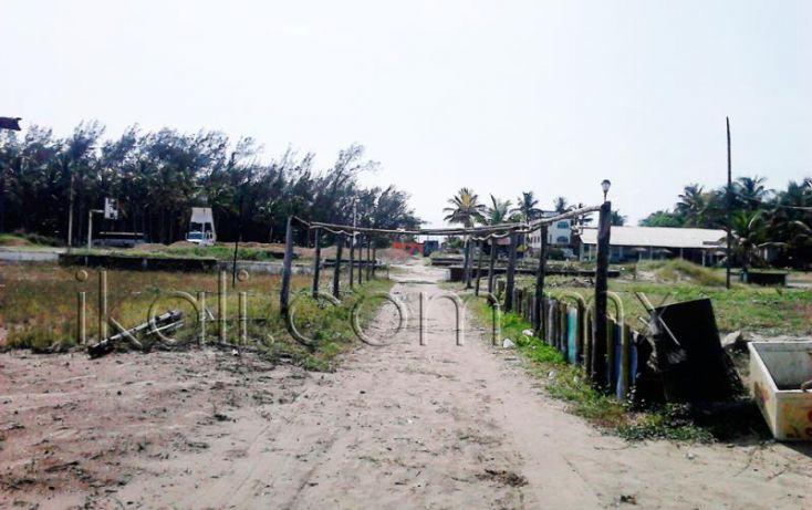 Foto de terreno comercial en venta en playa tupan, playa azul, tuxpan, veracruz, 1543640 no 04