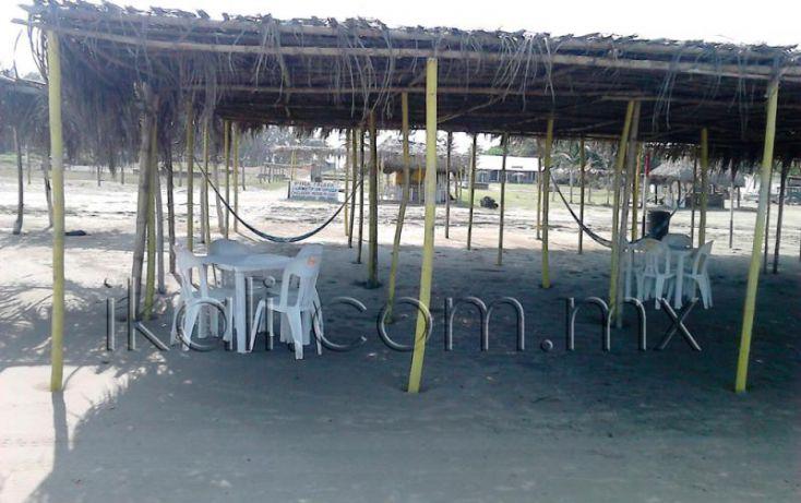 Foto de terreno comercial en venta en playa tupan, playa azul, tuxpan, veracruz, 1543640 no 06