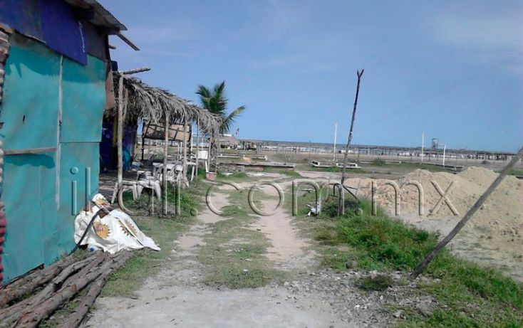 Foto de terreno comercial en venta en playa tupan, playa azul, tuxpan, veracruz, 1543640 no 07