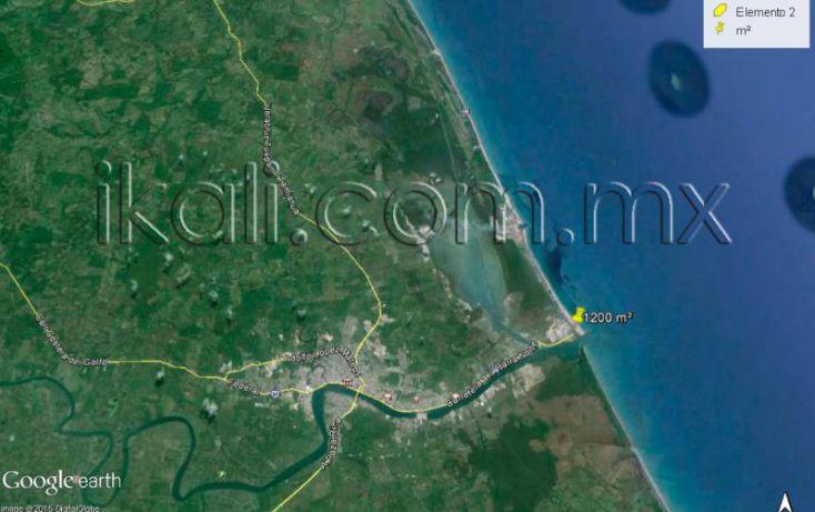 Foto de terreno comercial en venta en playa tupan, playa azul, tuxpan, veracruz, 1543640 no 10