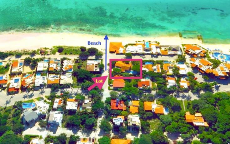 Foto de terreno habitacional en venta en playacar fase 1, playa car fase ii, solidaridad, quintana roo, 371685 no 02