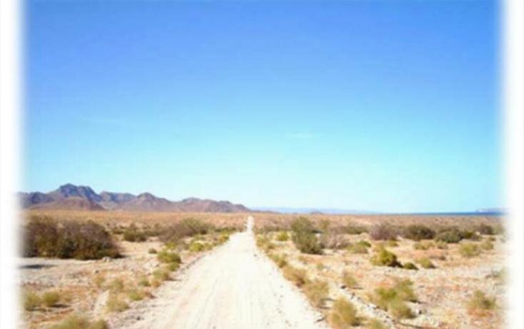 Foto de terreno habitacional en venta en  , playas de san felipe, mexicali, baja california, 480717 No. 01