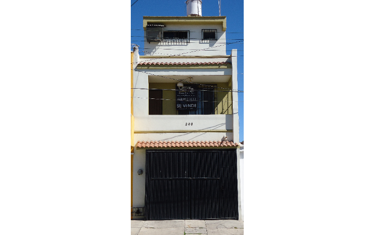 Foto de casa en venta en  , playas del sol, mazatlán, sinaloa, 1183805 No. 01