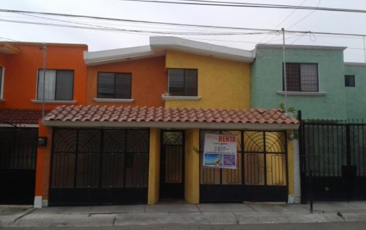Foto de casa en renta en plaza de la constitución 109, las plazas, querétaro, querétaro, 1816326 no 01