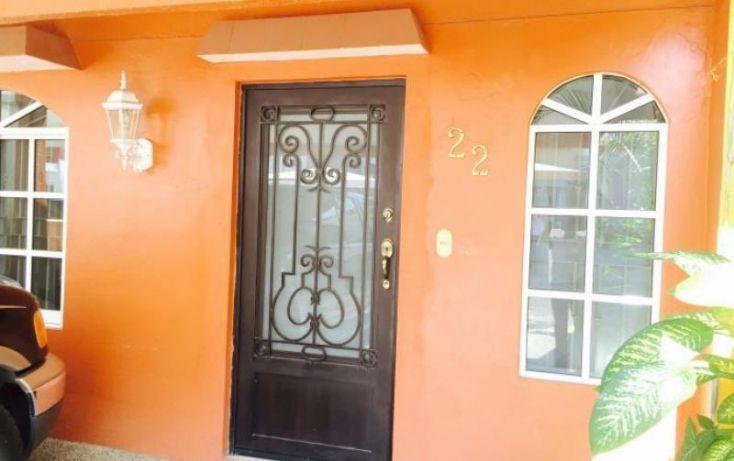 Foto de casa en venta en plaza laureles 22, el toreo, mazatlán, sinaloa, 1536812 no 02
