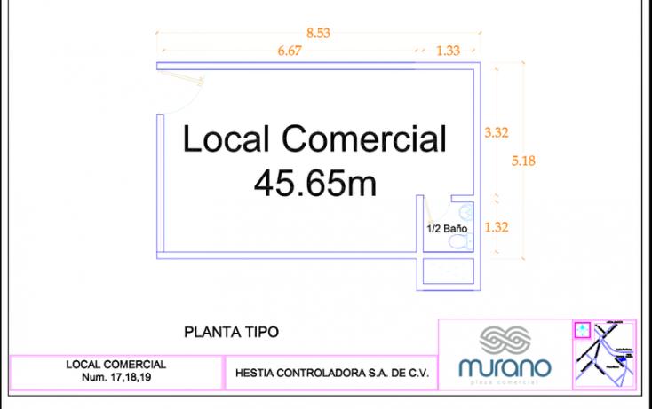 Foto de local en venta en plaza murano, lomas del tecnológico, san luis potosí, san luis potosí, 1007365 no 02