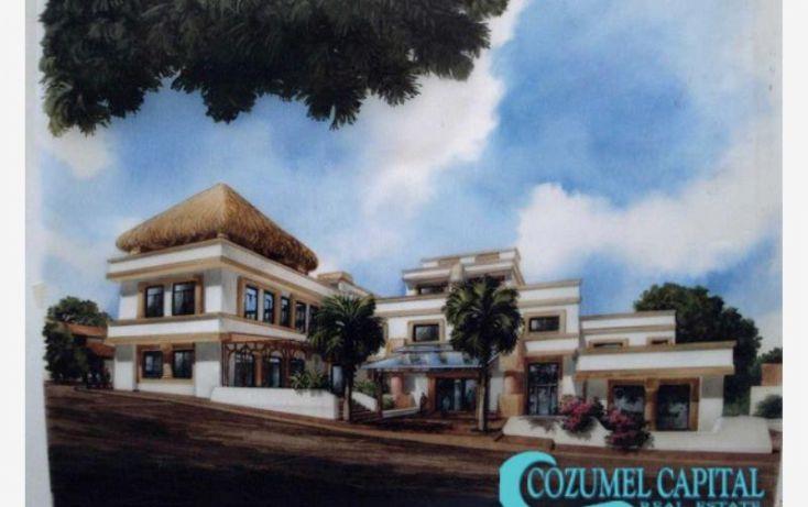 Foto de edificio en venta en plaza turix, calle 17 sur entre 20 y 25 av, andrés q roo, cozumel, quintana roo, 1155279 no 01