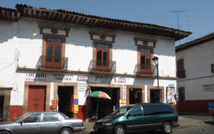 Casa En Plaza Vasco De Quiroga 2 P Tzcuaro Centro En