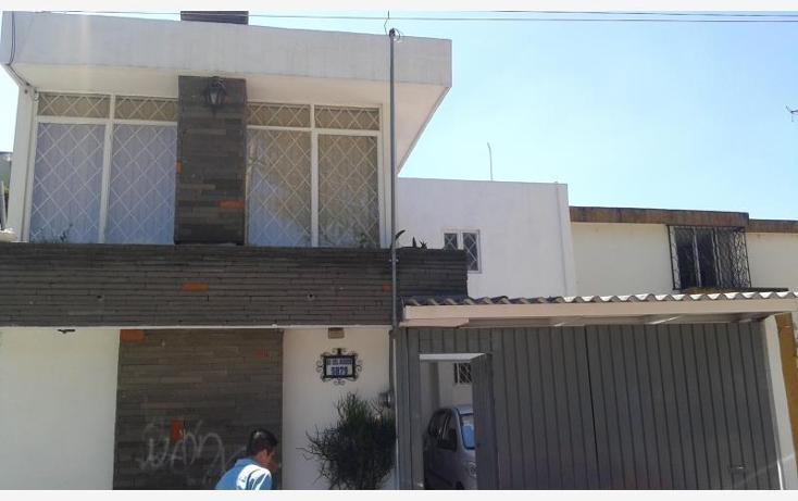 Foto de casa en venta en  , plazas amalucan, puebla, puebla, 1452333 No. 01
