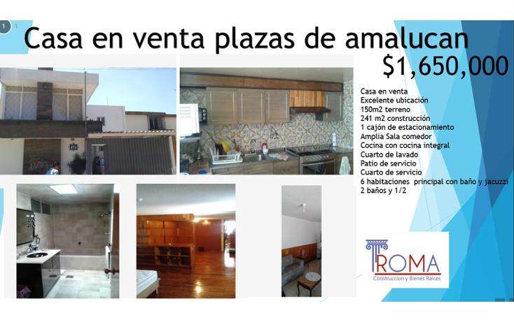 Foto de casa en venta en  , plazas amalucan, puebla, puebla, 1452333 No. 12
