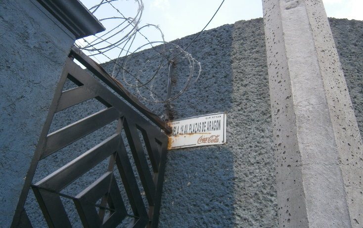 Foto de casa en venta en  , plazas de arag?n, nezahualc?yotl, m?xico, 1249581 No. 01