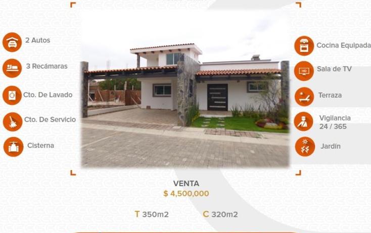 Foto de casa en venta en  , plazuela de san pedro, san pedro cholula, puebla, 1307865 No. 01