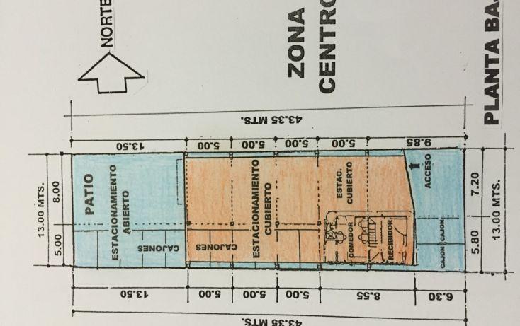 Foto de edificio en venta en, plutarco elias calles 1  2, monterrey, nuevo león, 989655 no 01
