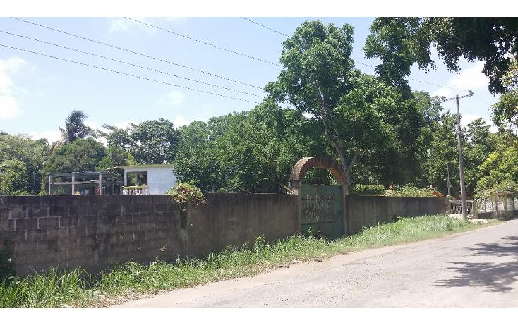 Foto de terreno comercial en renta en  , plutarco elías calles (la majahua), centro, tabasco, 1440285 No. 01