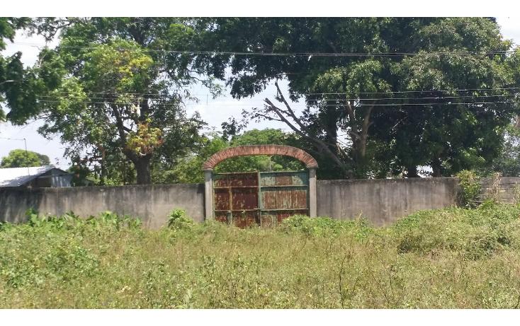 Foto de terreno comercial en renta en  , plutarco elías calles (la majahua), centro, tabasco, 1440285 No. 02