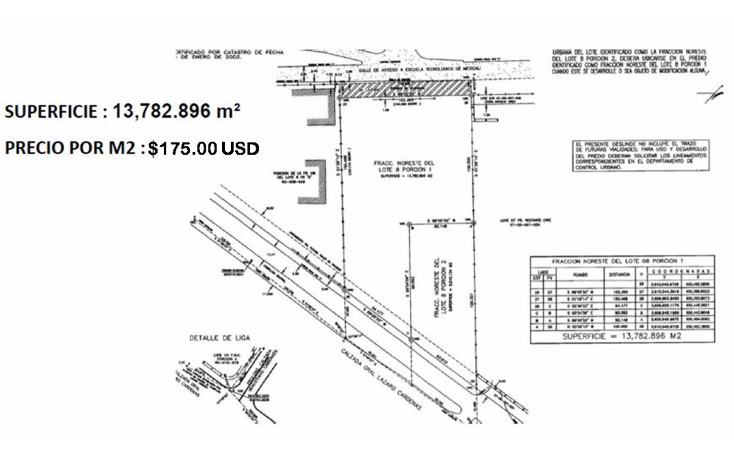 Foto de terreno comercial en venta en  , plutarco elías calles, mexicali, baja california, 1119253 No. 02