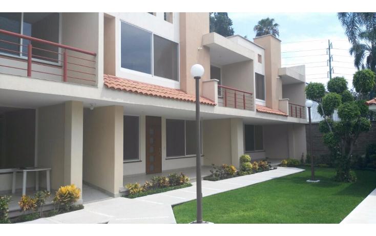 Foto de casa en venta en  , plutarco el?as calles, zacatepec, morelos, 1465945 No. 01