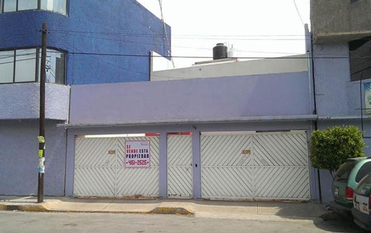 Foto de casa en venta en plutarco gonzalez pliego 36, talabarteros, chimalhuac?n, m?xico, 1745035 No. 01