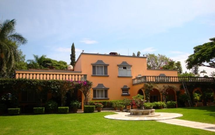 Foto de casa en venta en  , poblado acapatzingo, cuernavaca, morelos, 1046567 No. 01