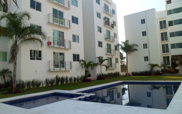Foto de departamento en venta en  , poblado acapatzingo, cuernavaca, morelos, 1286097 No. 02
