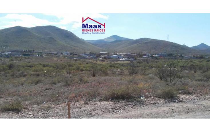 Foto de terreno habitacional en venta en  , poblado labor de terrazas o portillo, chihuahua, chihuahua, 1691220 No. 01