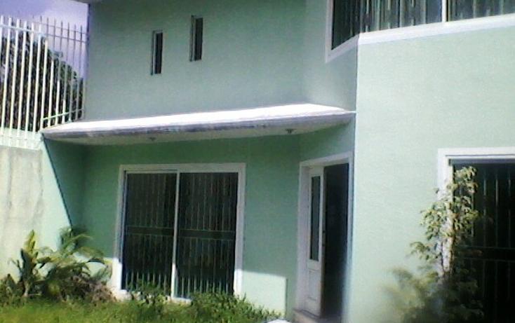 Foto de casa en renta en  , pocitos y rivera, veracruz, veracruz de ignacio de la llave, 1104971 No. 01