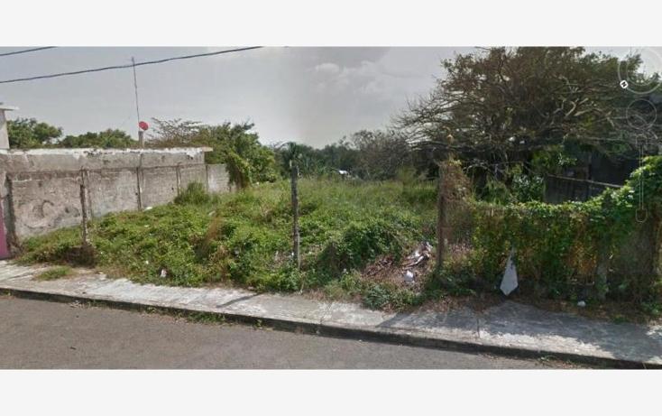 Foto de terreno habitacional en venta en  , pocitos y rivera, veracruz, veracruz de ignacio de la llave, 1562798 No. 01