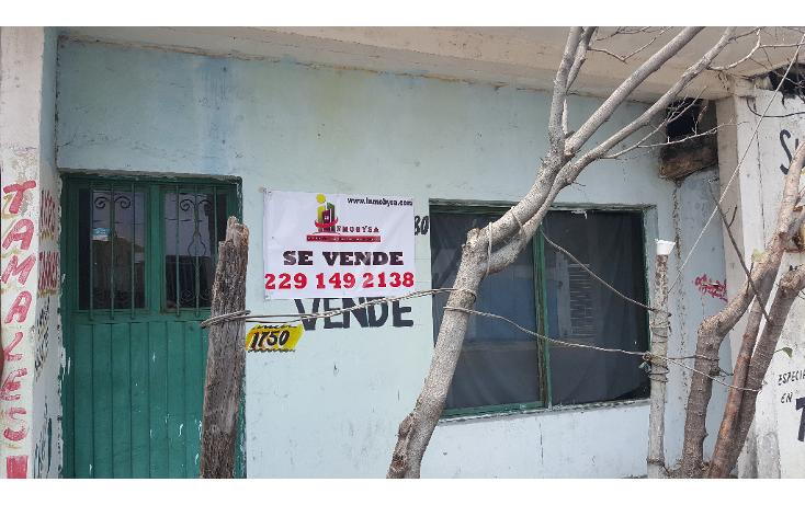 Foto de casa en venta en  , pocitos y rivera, veracruz, veracruz de ignacio de la llave, 1955836 No. 01