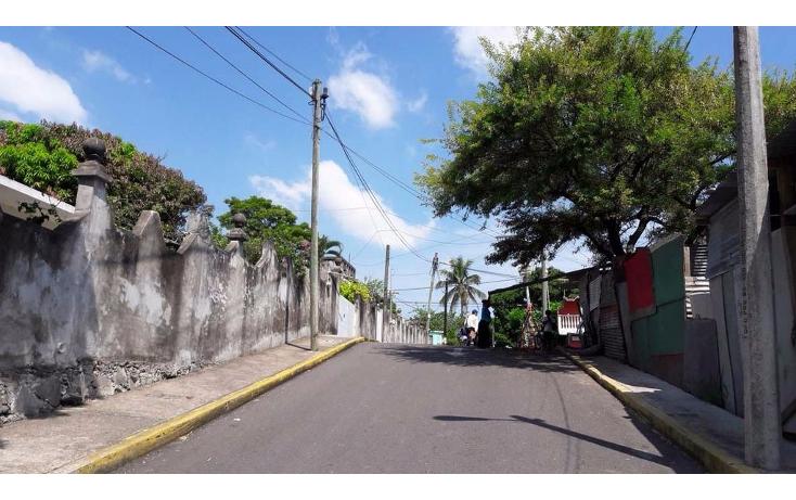 Foto de terreno habitacional en venta en  , pocitos y rivera, veracruz, veracruz de ignacio de la llave, 2637422 No. 02